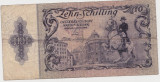 AUSTRIA 10 SCHILLING 1950 2 AUFLAGE UZATA