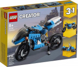 LEGO CREATOR SUPER MOTOCICLETA 31114
