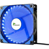 Ventilator Inter-Tech Argus L-12025 120mm Blue LED
