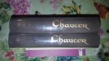 Chaucer - Povestirile din Canterbury /editie de lux/ ilustratii Val Munteanu