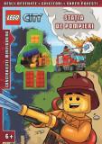 Lego City. Stația de pompieri