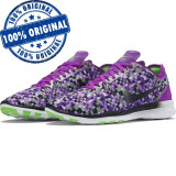 Pantofi sport Nike Free 5.0 pentru femei - adidasi originali - alergare, 36, 36.5, 37.5, 38, 38.5, Textil