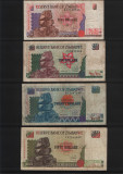Cumpara ieftin Set Zimbabwe 5+10+20+50+100+2x500+1000 dollars pre inflatie, Africa