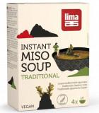 Supa Miso instant 4x10g, Lima