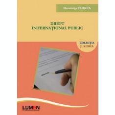 Drept international public - Dumitrita Nicoleta FLOREA