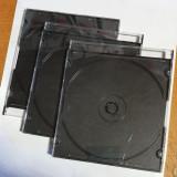Set tri carcase CD, DVD
