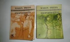 MARIN PREDA - MOROMETII Vol.1.2. foto