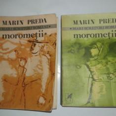 MARIN PREDA - MOROMETII          Vol.1.2.