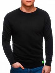 Bluza barbati B1228 - negru foto
