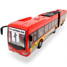 Autobuz City Express Bus Rosu