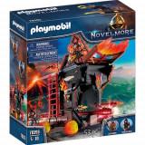 Set de Constructie Banditi Burnham si Berbec de Foc, Playmobil