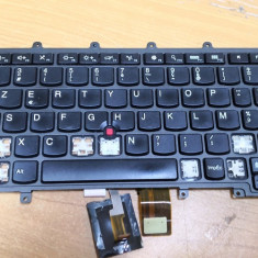 Tastatura Laptop lenovo X240 defecta FRU 04Y0949 #61762RAZ