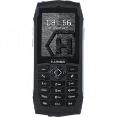 Telefon mobil MyPhone Hammer 3 Dual SIM Silver