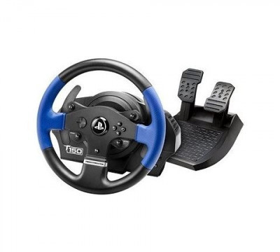Volan gaming THRUSTMASTER T150 Force Feedback (PC, PS3, PS4) foto