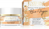 Cremă nutritivă pentru față – Eveline Cosmetics Natural Beauty Food Bio Vegan Matifianta 50ml