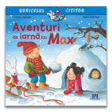 Cumpara ieftin Aventuri de iarna cu Max. Soricelul cititor/Christian Tielmann, Sabine Kraushaar