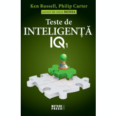 Teste de inteligență IQ. Vol. 1