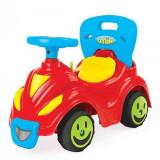 Masina fara pedale 2 in 1 Smile, 42.5 x 63 x 31 cm, maxim 23 kg, DOLU