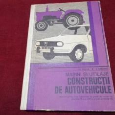 GH FRATILA - MASINI SI UTILAJE CONSTRUCTII DE AUTOVEHICULE