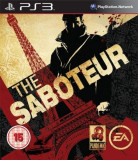 The Saboteur PS3, Shooting
