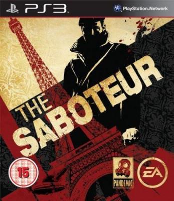The Saboteur PS3 foto