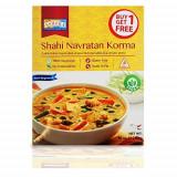 ASHOKA Heat & Eat Shahi Navratan Korma (Mancarica de Legume Mixte in Sos Cremos...