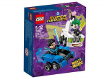 MIGHTY MICROS: NIGHTWING CONTRA THE JOKER (76093)