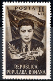 1951 LP282 serie Filimon Sarbu MNH, Oameni, Nestampilat