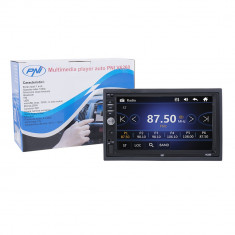 Resigilat : Multimedia player auto MP3 / MP4 / MP5 PNI V6260 cu touchscreen BT, US