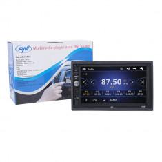 Aproape nou: Multimedia player auto MP3 / MP4 / MP5 PNI V6260 cu touchscreen BT, US