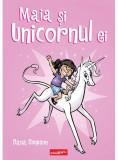 Maia și unicornul ei