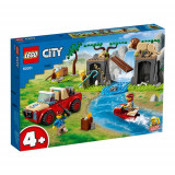LEGO City Camion de Salvare a Animalelor 60301
