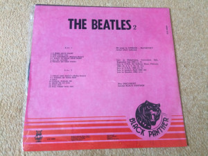 beatles mania / high voltage 2 discuri vinyl lp muzica beat pop rock electrecord