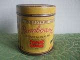 CUTIE CU BOMBOANE DEZROBIREA BRASOV ANII 1960