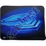 Cumpara ieftin Mouse pad Somic Easars Sand-Table M, culoare Negru cu Albastru