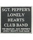 Patch The Beatles: Sgt. Pepper's….Black