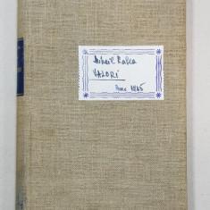 VALORI de MIHAI D. RALEA - BUCURESTI, 1935 *DEDICATIE
