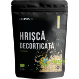 Hrisca Cruda Decorticata Ecologica/Bio 500g