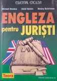 Essential English ENGLEZA PENTRU JURISTI - Brookes, Holden