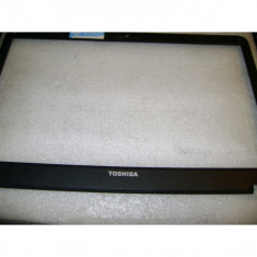 Rama - bezzel laptop Toshiba Satellite C650D
