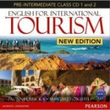 English for International Tourism New Edition Pre-intermediate Class Audio CD - Iwonna Dubicka