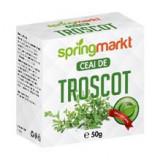 Ceai de Troscot 50 grame Springmarkt Cod: SPRM.00090