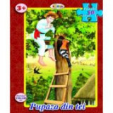 Puzzle Pupaza din tei