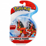 Figurina articulata Pokemon S2 - Torracat (95015)