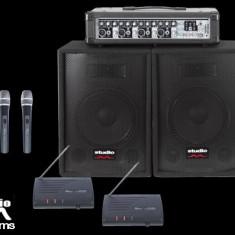 Sistem Audio KARAOKE PRO