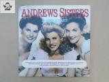 Andrews sisters -  20 de mari hituri - disc vinil