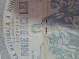 Bancnote romanesti 20lei 1907 iuniu
