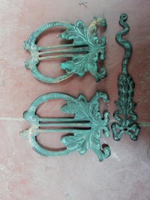 Ornamente bronz foto