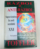 RAZBOI SI ANTIRAZBOI-ALVIN TOFFLER 1995