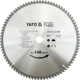Disc fierastrau circular pt lemn 350x84x30mm Yato YT-6083